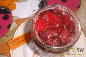 Клубничное варенье с мятой и базиликом Шаг 7 (картинка)