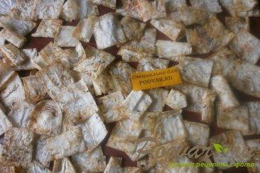 Чипсы из лаваша с паприкой Шаг 5 (картинка)