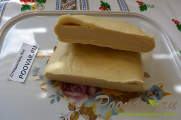 Корзиночки из слоеного теста с картофелем и сосисками Шаг 1 (картинка)