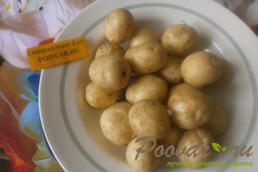 Картофель для пикника Шаг 1 (картинка)