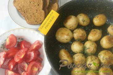 Картофель для пикника Шаг 7 (картинка)