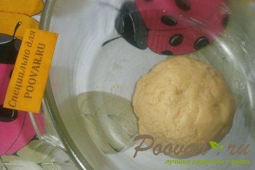 Пирог с клубникой в сметанной заливке Шаг 3 (картинка)