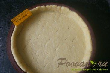 Пирог с клубникой в сметанной заливке Шаг 11 (картинка)