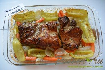 Свинина в гранатовом соусе запеченная в духовке Шаг 7 (картинка)
