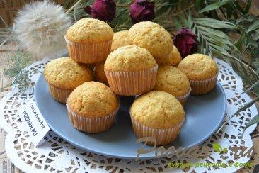 Апельсиновые кексы Изображение