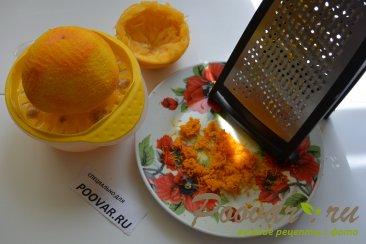 Апельсиновые кексы Шаг 1 (картинка)