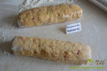 Сырное печенье с беконом Шаг 9 (картинка)