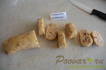Сырное печенье с беконом Шаг 10 (картинка)