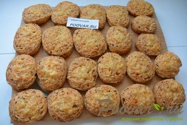 Сырное печенье с беконом Шаг 12 (картинка)