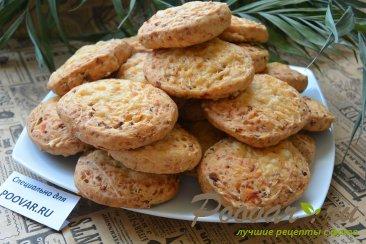 Сырное печенье с беконом Шаг 13 (картинка)