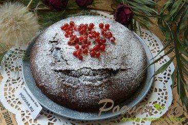 Простой шоколадный бисквит Шаг 11 (картинка)