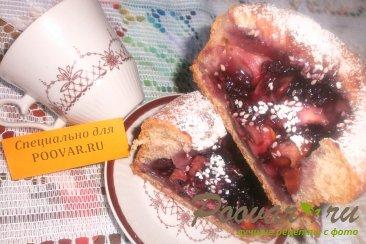 Пироги со смородиной и яблоками Шаг 14 (картинка)