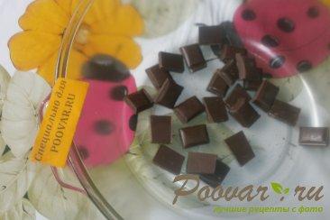 Шоколадное печенье с мятой Шаг 1 (картинка)