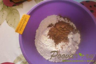 Шоколадное печенье с мятой Шаг 7 (картинка)