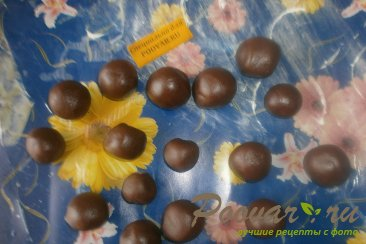 Шоколадное печенье с мятой Шаг 12 (картинка)