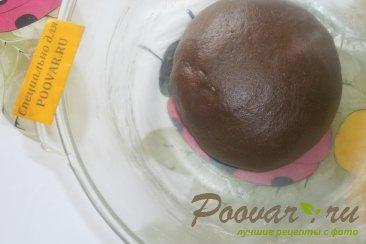 Шоколадное печенье с мятой Шаг 11 (картинка)