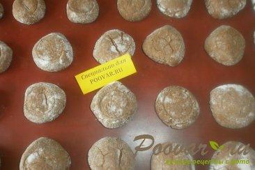 Шоколадное печенье с мятой Шаг 16 (картинка)