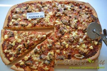 Пицца с морепродуктами Шаг 14 (картинка)