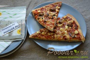 Пицца с морепродуктами Шаг 15 (картинка)