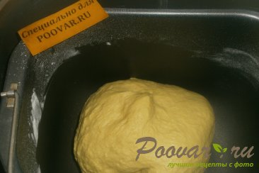 Булочки с сыром и зеленью Шаг 5 (картинка)