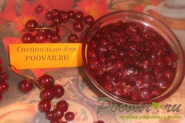 Варенье из красной смородины с конфитюром Изображение