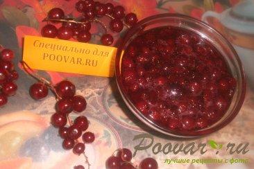 Варенье из красной смородины с конфитюром Шаг 6 (картинка)