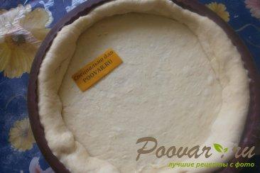 Пирог с малиной и сгущёнкой Шаг 4 (картинка)