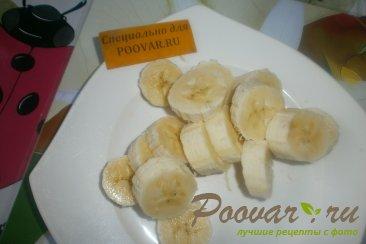 Оладьи с бананом Шаг 4 (картинка)