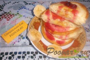 Оладьи с бананом Изображение