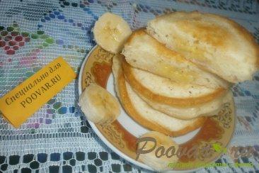 Оладьи с бананом Шаг 9 (картинка)