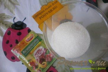 Варенье из красной смородины с фруктами Шаг 12 (картинка)