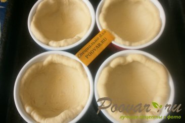 Пироги с вареньем и мармеладом Шаг 6 (картинка)