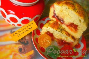 Пироги с вареньем и мармеладом Изображение