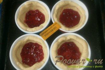 Пироги с вареньем и мармеладом Шаг 7 (картинка)