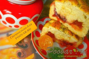 Пироги с вареньем и мармеладом Шаг 14 (картинка)