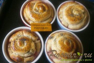 Пироги с вареньем и мармеладом Шаг 13 (картинка)