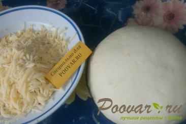 Сырные лепёшки Шаг 1 (картинка)