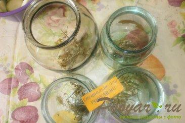 Маринованные кабачки с помидорами Шаг 4 (картинка)