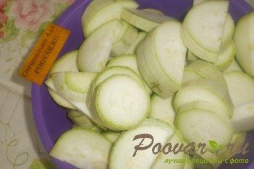 Маринованные кабачки с помидорами Шаг 2 (картинка)