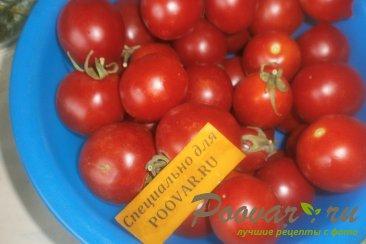 Маринованные кабачки с помидорами Шаг 5 (картинка)