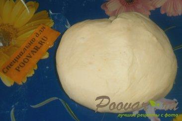 Рулет из сырного теста со сладкой начинкой Шаг 3 (картинка)