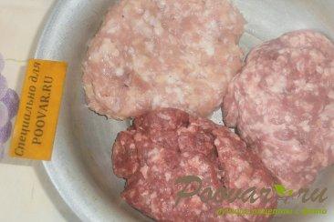 Мясные котлеты с тыквой Шаг 2 (картинка)