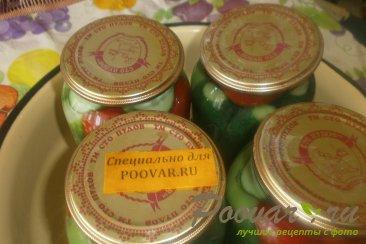 Овощное ассорти с кетчупом чили Шаг 4 (картинка)