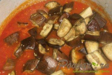 Баклажаны в томатном соке Шаг 8 (картинка)