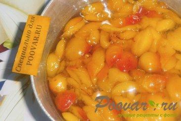 Варенье из алычи с имбирём и ванилью Шаг 4 (картинка)