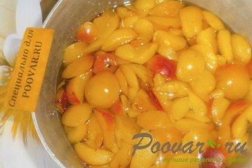 Варенье из алычи с имбирём и ванилью Шаг 3 (картинка)