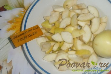 Варенье из алычи с имбирём и ванилью Шаг 5 (картинка)