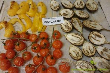 Запеченные овощи в духовке Шаг 5 (картинка)