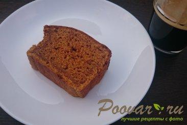 Морковный кекс с корицей Изображение