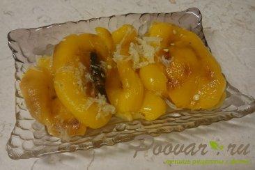 Перец запеченный в духовке в чесночном маринаде Изображение